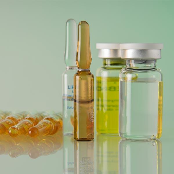 Kosmetische Einzeldosen
