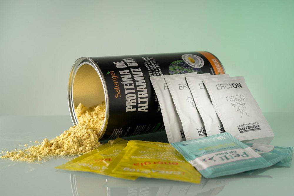Fabricante de Productos en polvo, sobres, envases